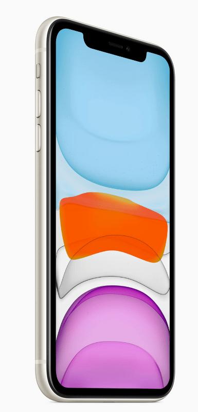 صفحه نمایش گوشی اپل