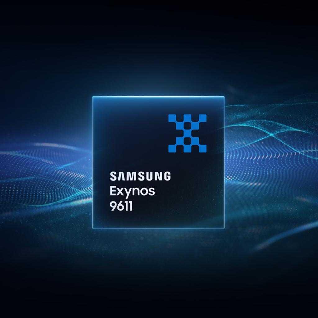 پردازنده Exynos 9611 در گوشی گلکسی A51