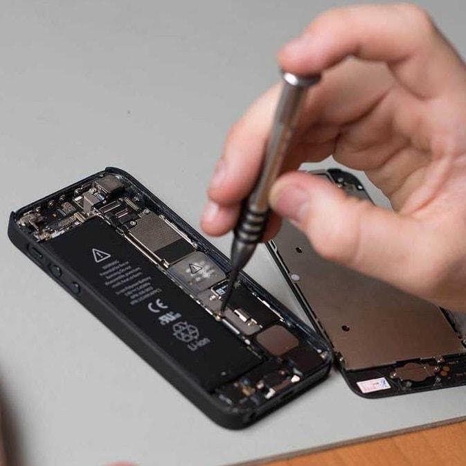 تعمیر و تعویض IC شارژ موبایل