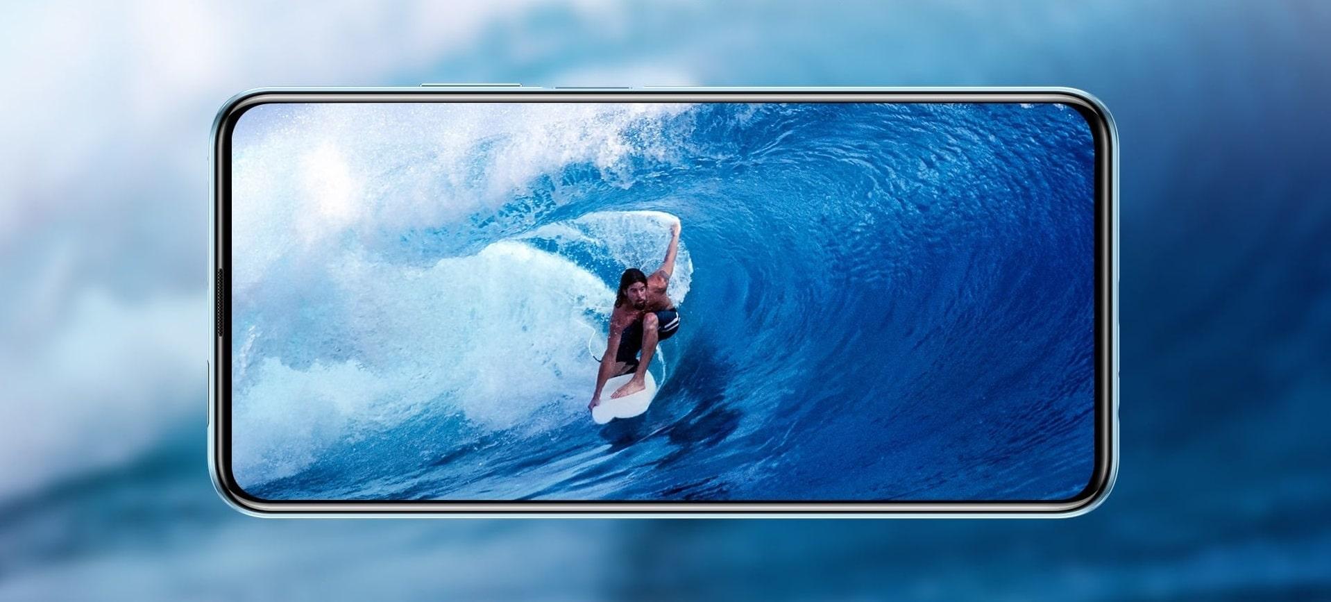صفحه نمایش گوشی هوآوی Y9s