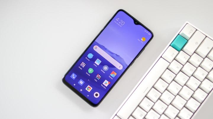 صفحه نمایش گوشی شیائومی Redmi Note 8 Pro