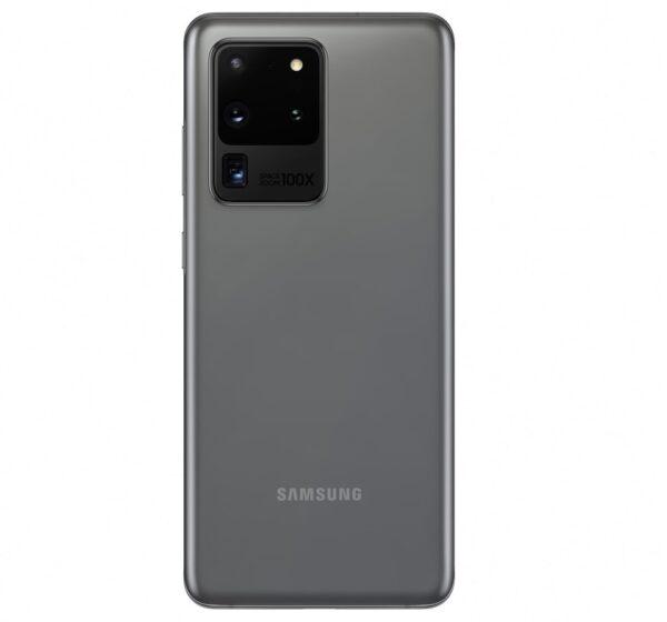 S20 Ultra خاکستری رنگ