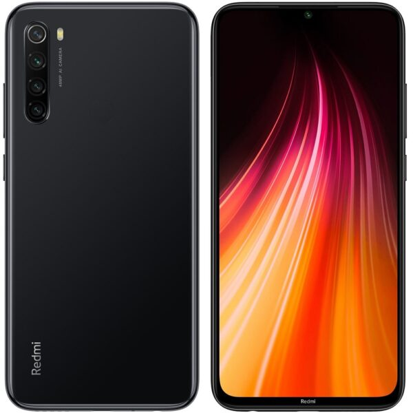 redmi note 8T black