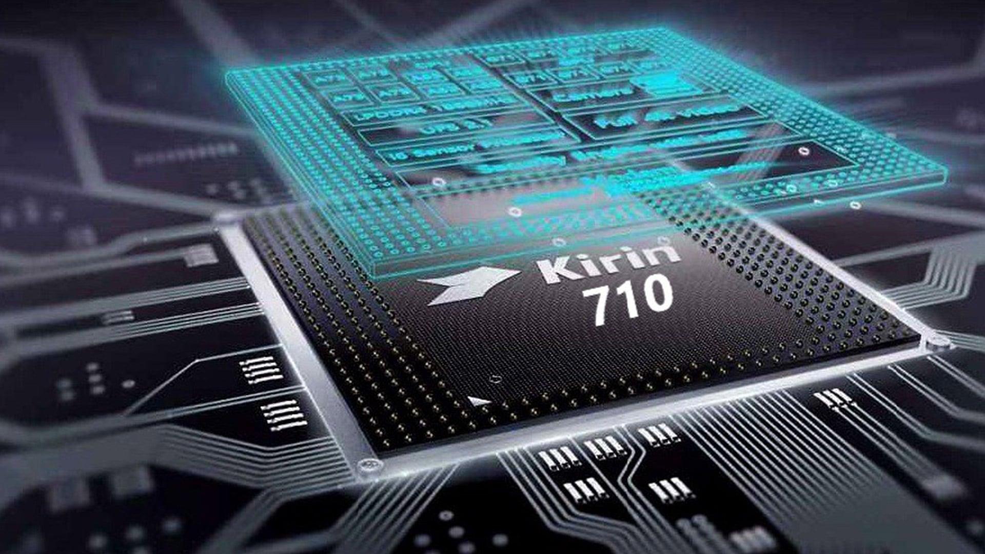 پردازنده کایرین 710